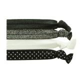 Ribbons svart/svart/vit/svart