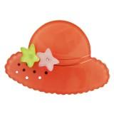 Hårklämma barn hatt med stjärnor