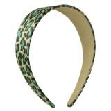Diadem med leopardmönster