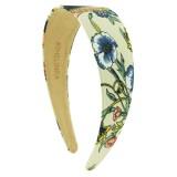 Diadem blom- och accessoarmotiv