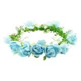 Hårkrans rosor