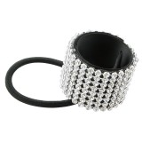 Hair cuff med strass