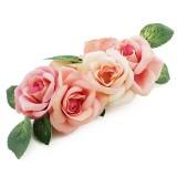 Hårdekoration rosor