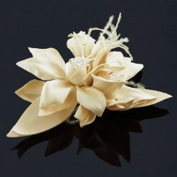 Hårdekoration lotus blomma